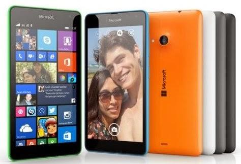 Microsoft, Lumia 535, Lumia 520, smartphones