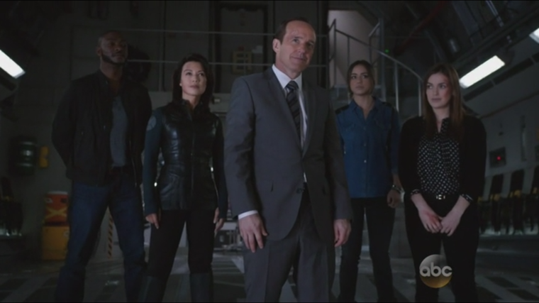 Marvel's Agents of S.H.I.E.L.D. 1x22 – The Beginning of the End [Season Finale]