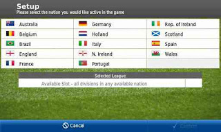 Download Football Manager 2013 Android screenshots1