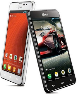 LG Optimus F5 4G LTE Android Smartphone