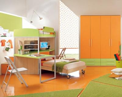 15 ideas de decoraci n de dormitorios para ni os for Decoracion de cuartos para ninos de 8 a 10 anos
