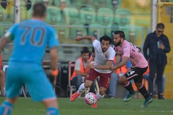 Palermo 2-4 AS Roma