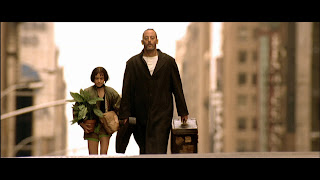 Leon Leons Flower and Mathilda HD Wallpaper