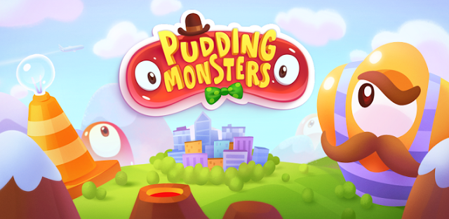 Pudding Monsters gratis para dispositivos móviles