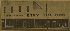 Espy Mercantile Company (update)