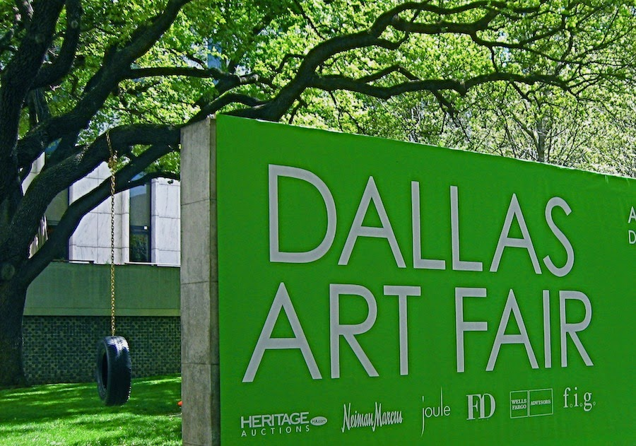 Dallas Culture map