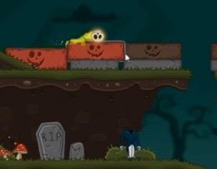 Haunted Halloween Walkthrough