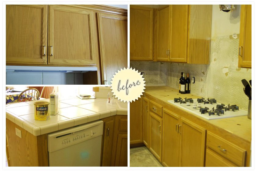 Kitchen decor kitchen remodels before and after - Kitchen remodel before after ...