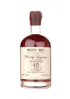 masters of malt 40 years old whisky liqueur