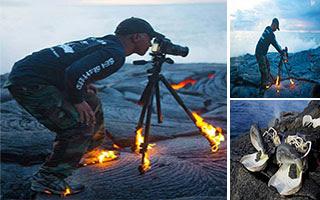 Οι πιο… θερμές φωτογραφίες ηφαιστείου!