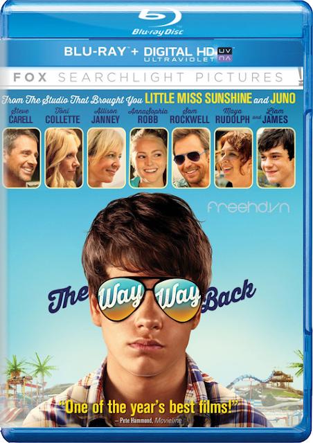 The Way Way Back 2013 BluRay 720p 800mb yify