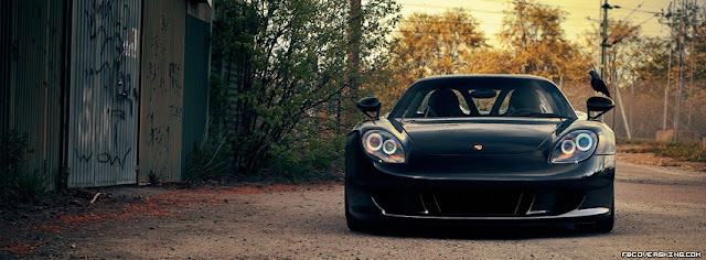 Awesome Porsche Car | Cars Facebook Covers | lov3quotes.com