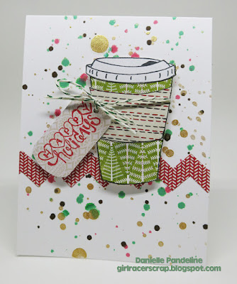 Holiday Coffee Lovers Blog Hop | My Style Stamps | by Danielle Pandeline