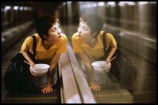 Chungking Express (Wong Kar-Wai, 1994). Hong Kong