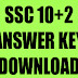 SSC CHSL 2013 Answer Key DEO LDC, 27 October Sheet, Cut Off Exam