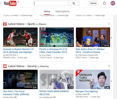 Cara Mudah Download Video Dari Youtube