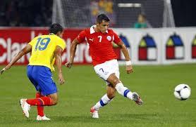 اهداف مباراة تشيلي والإكوادور 2-0 كوبا امريكا 2015 Chile Vs Ecuador