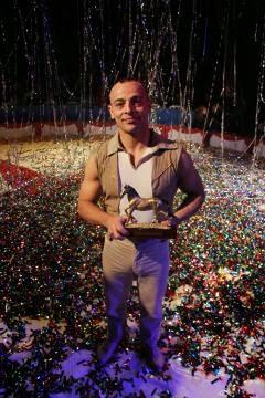 1er prix au festival de cirque de l'Orne, et de St Malo