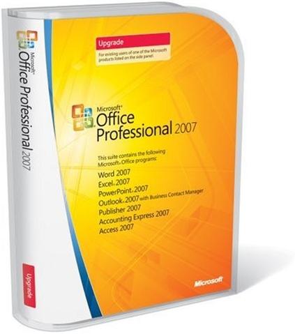 crack для microsoft office professional 2007: