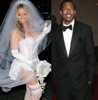 Mariah Carey Wi... Kadeem Hardison Married