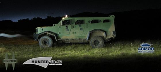ba7e98e79 HUNTER TR-12 Vehículo Táctico Blindado Multi-propósito - Tactical Vehicle