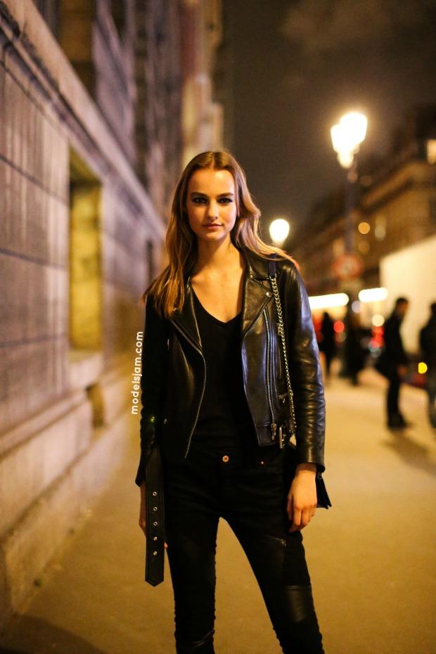 Maartje Verhoef, Paris, January 2016