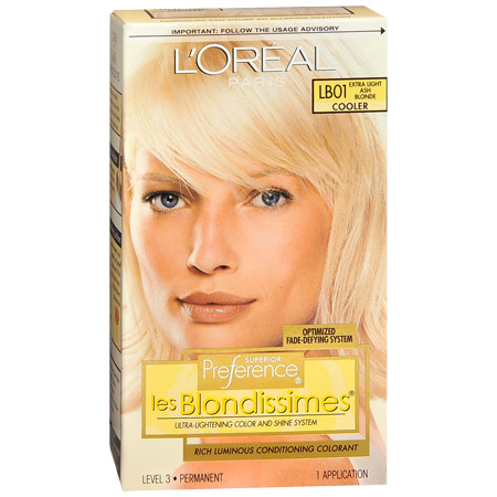 ... włosów: L'Oreal Superior Preference in Extra Light Ash Blonde