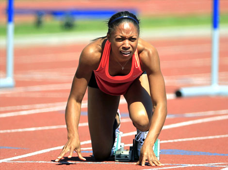 Allyson Felix Wallpaper