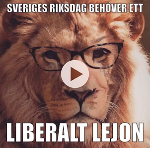 My talking liberal lion