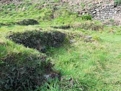 Ruins of Lammana Chapel, Looe, Coprnwall