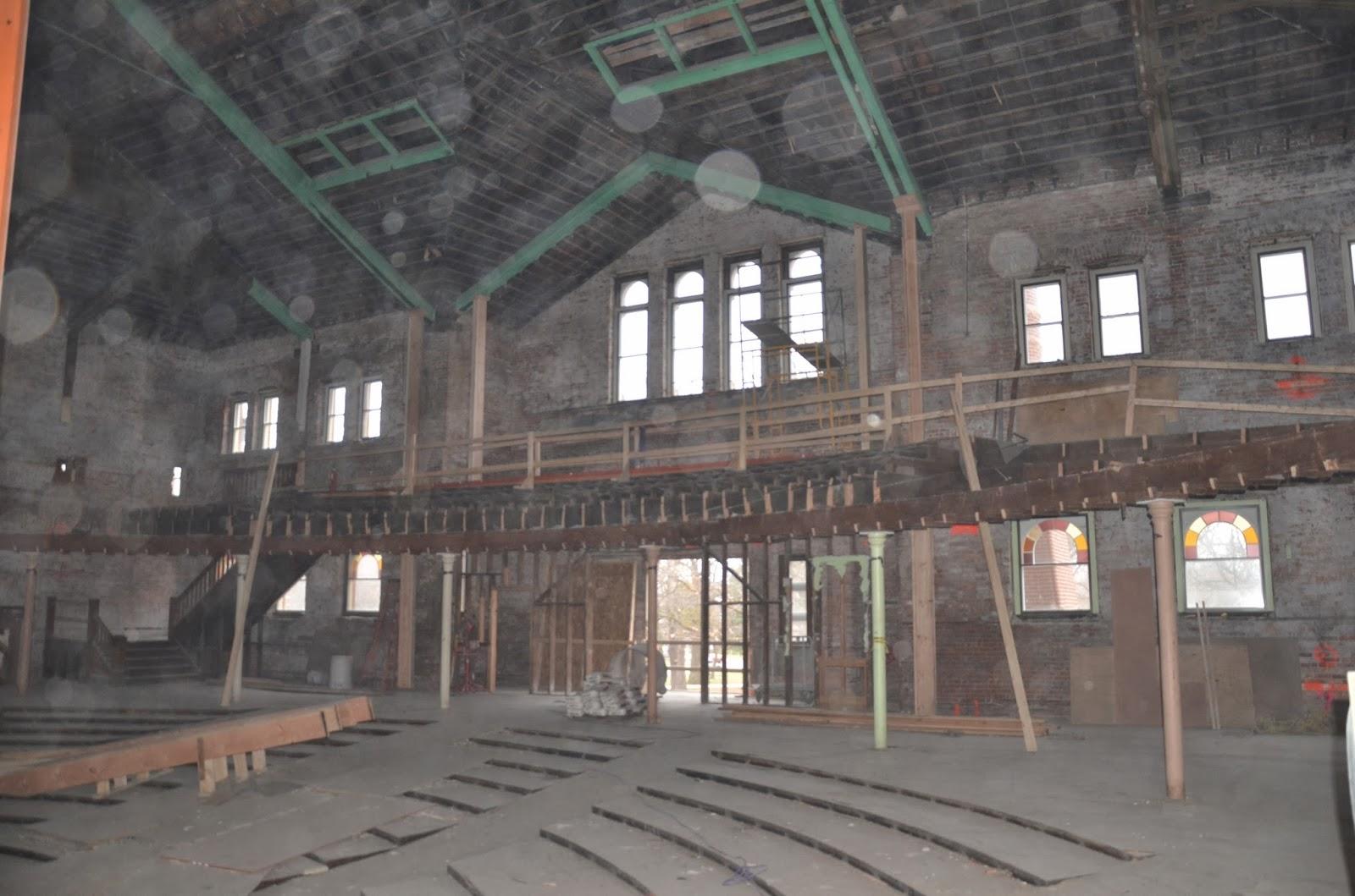 P J Hoerr Inc Knox College Alumni Hall Renovation