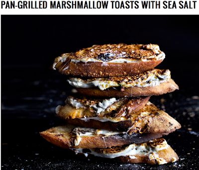 http://ladyandpups.com/2015/02/24/pan-grilled-marshmallow-toasts-with-sea-salt/