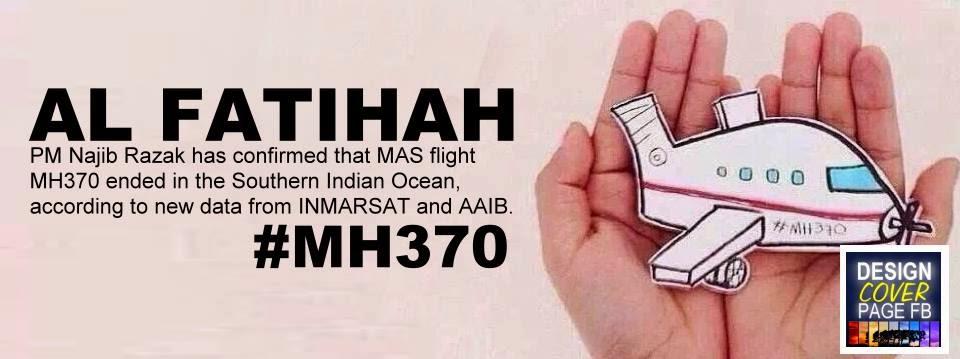 MH370 A Sad Ending~