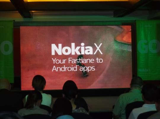 Nokia X Smartphone Officially Launched Locally, Nokia X Fastlane