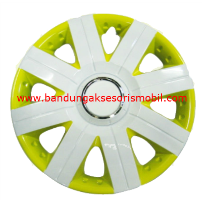 Dop Roda White+Yellow WJ-5056 (13)