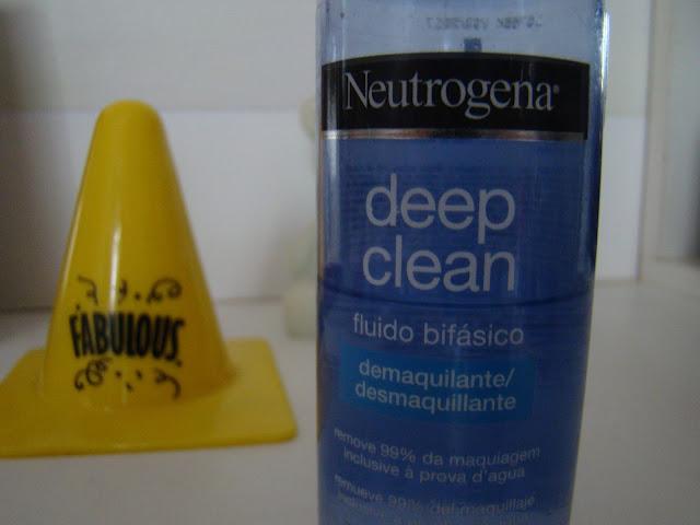 Demaquilante Bifásico Neutrogena