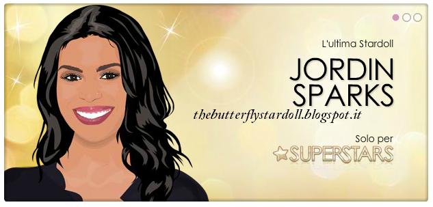 Jordin Sparks Wikipedia >> The Butterfly Stardoll: Nuova Doll