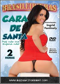 Capa Baixar Filme Porno Brasileirinhas: Cara de Santa   Assistir Online 2014   Torrent Baixaki Download