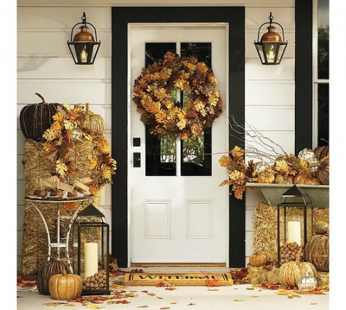 ... Better Homes And Gardens. Love All The Fall Colors, So Welcoming!