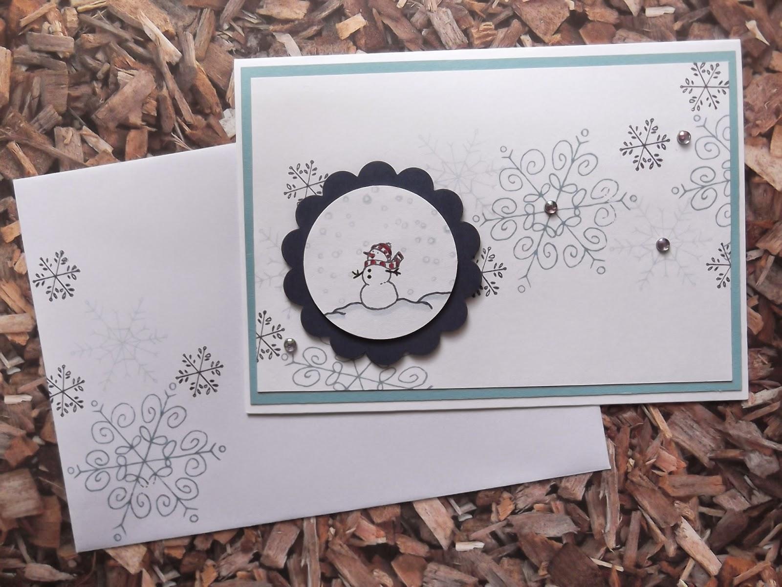 sconebeker stempelscheune weihnachtskarte mit den sets. Black Bedroom Furniture Sets. Home Design Ideas