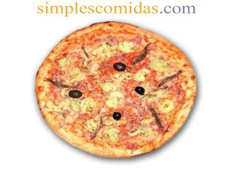 pizza a la sarten