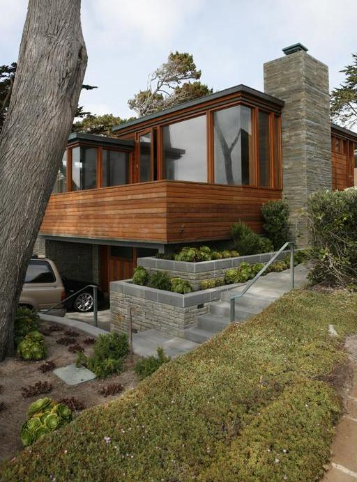 Housevariety carmel residence by dirk denison architects - Residence carmel par dirk denison architects ...