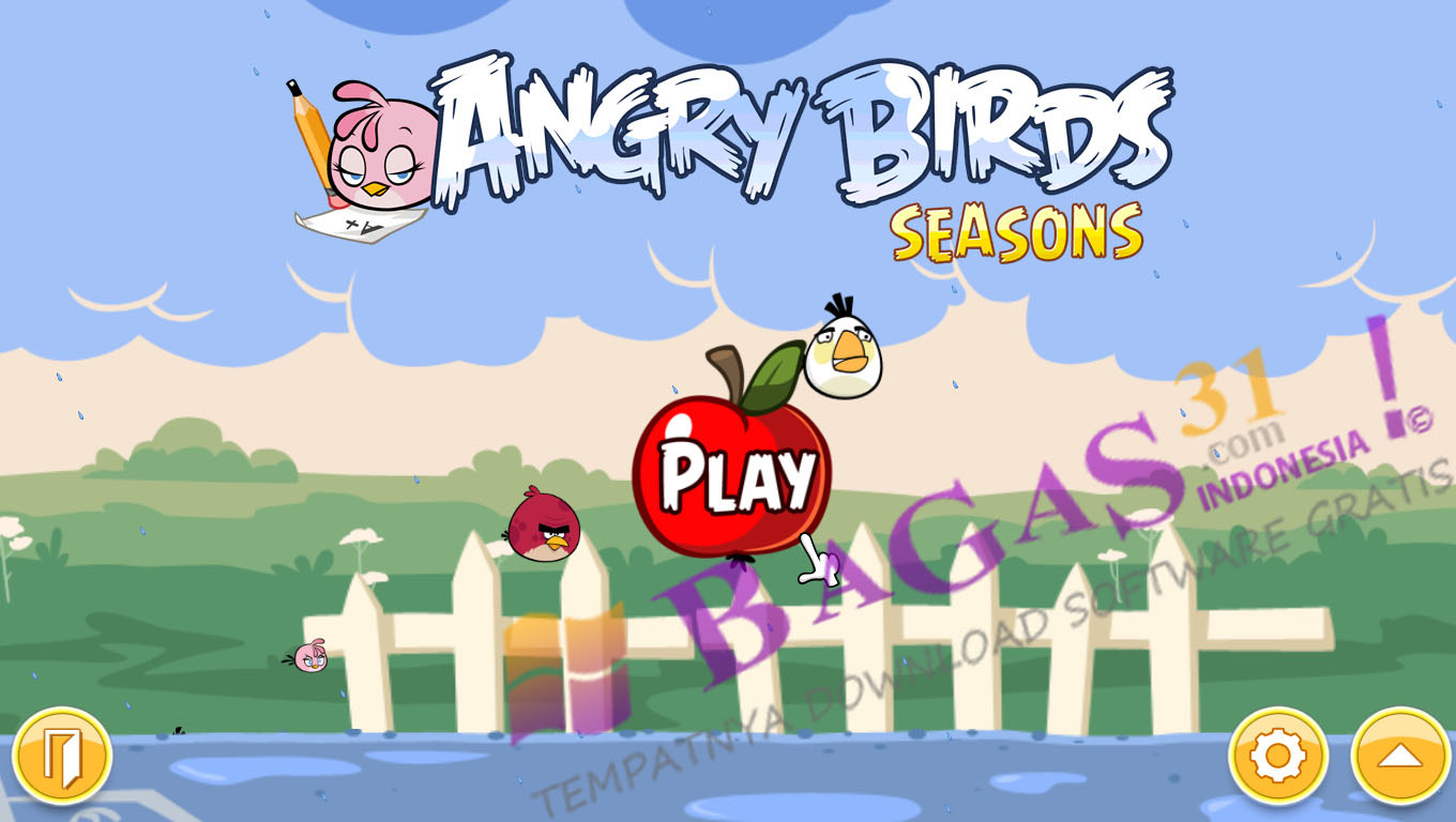 Angry Birds Seasons 2.5.0 Full Crack - BAGAS31.com