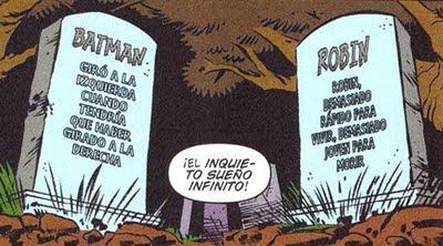 digno+epitafio para Batman y robin
