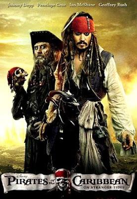 Filme Poster Piratas do Caribe 4 - Navegando em Águas Misteriosas DVDRip XviD & RMVB Legendado
