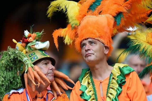 Netherlands look