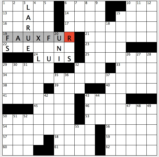 Rex Parker Does The Nyt Crossword Puzzle Dutch Branch Of
