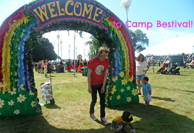 Welcome to Camp Bestival