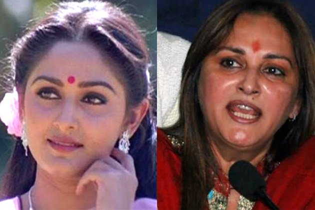 Jaya Prada than and now