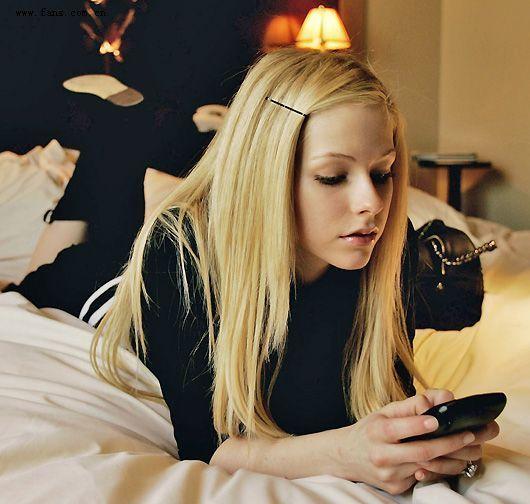 Avril Lavigne' Sexy Photos